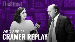 ALTRIA GROUP INC. Put Down That Juul: Jim Cramer on Altria, Juul and the Impeachment Inquiry