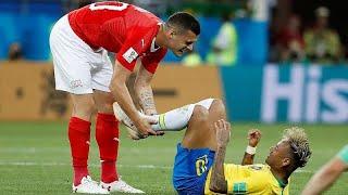 Mondial-2018 : la Suisse tient en respect le Brésil de Neymar (1-1)
