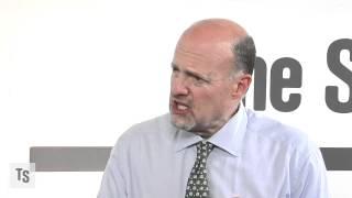 NETAPP INC. Cramer: EMC Taking Share From NetApp