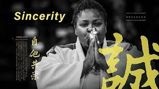 """""""Le judo apprend la sincérité envers soi-même et envers les autres"""""""