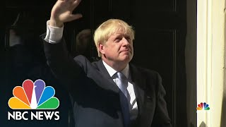 PM Boris Johnson Hospitalized As Queen Gives Rare Address On Coronavirus Pandemic | NBC Nightly News