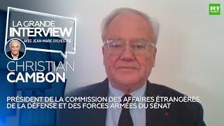 La Grande Interview avec Jean-Marc Sylvestre : Christian Cambon
