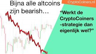 BITCOIN Bitcoin traden met de CryptoCoiners-strategie - werkt dat echt?