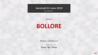 BOLLORE Action Bolloré : résultats annuels publiés - Flash Analyse IG 01.03.2019