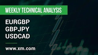 EUR/GBP Weekly Technical Analysis: 12/03/2019 - EURGBP, GBPJPY, USDCAD