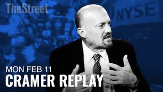 ACTIVISION BLIZZARD INC Jim Cramer on Apple, Huawei, China Trade & Activision Blizzard