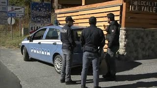 "ALPINE GROUP INC Italy to patrol Alpine border after ""hostile acts"" by French officials"