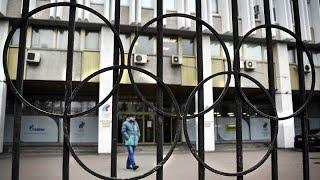 Rússia banida dos Jogos Olímpicos devido a escândalo de doping