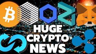 RIPPLE Huge Crypto Updates! Ripple XRP, Zilliqa ZIL, Trustswap, Chainlink, Ren Protocol