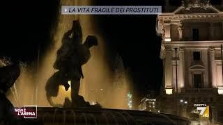 La vita fragile dei prostituti nelle notti della Capitale.