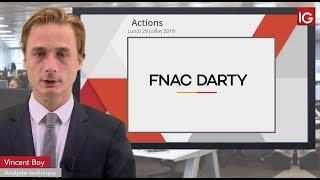 FNAC DARTY Bourse - FNACDARTY, Oddo BHF impacte le titre - IG 29.07.2019