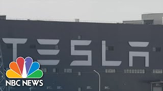 TESLA INC. Federal Court Orders Tesla To Pay $137 Million To Former Black Employee Over Racism