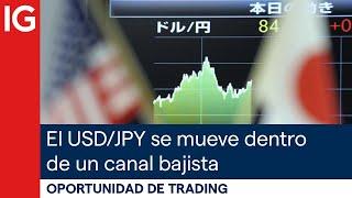USD/JPY El USD/JPY se mueve dentro de un canal bajista | Oportunidad de trading