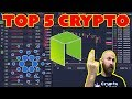 NEO - Top 5 Cryptocurrency July - $NEO $ADA (plus some surprises...)