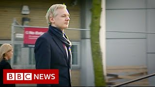 Who is Julian Assange and why does the US want to extradite him? - BBC News
