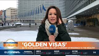 GME RESOURCES LIMITED The EU Commission warns against schemes selling 'Golden Visas' to the wealthy | #GME