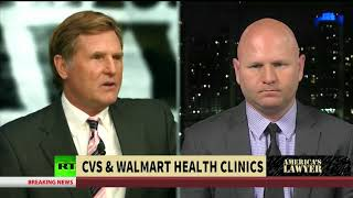 WALMART INC. Is Dr. CVS or Dr. Walmart Available?