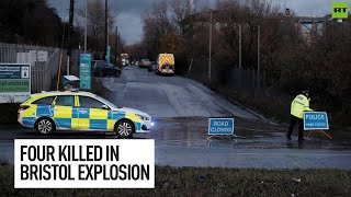Large explosion in Bristol leaves four dead