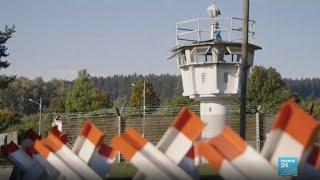 """DAX30 PERF INDEX Allemagne : 30 ans après la réunification, l'ancien """"rideau de fer"""" devenu paradis vert"""