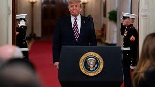 El impeachment que reforzó a Trump