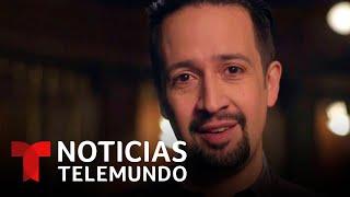 Lin-Manuel Miranda recita un poema de Seamus Heaney | Noticias Telemundo