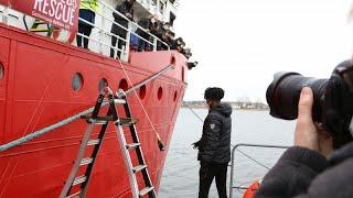 """UBER INC. 4. Schiff für Sea-Eye: """"Der einzige Weg ist über das Mittelmeer"""""""