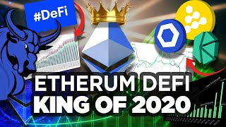 ETHEREUM Ethereum to Sneak Up ON BTICOIN! 2020 Year of #DeFi