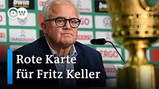 DFB-Präsident Fritz Keller geht | DW Nachrichten