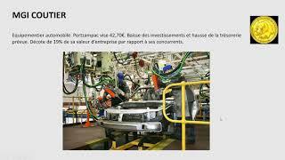 BUDGET TELECOM Analyse technique de MGI Coutier et Budget Telecom [15/12/17]