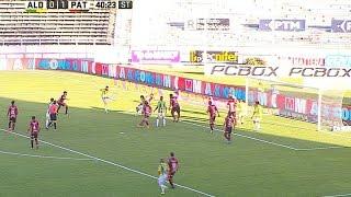 SILVER Aldosivi y Patronato empataron 1 a 1 en Mar del Plata