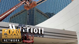 MARRIOTT INTERNATIONAL Marriott takes on Airbnb