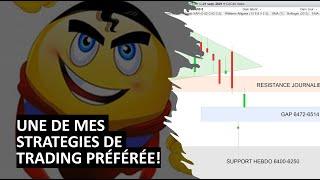 CAC40 INDEX 🦕👉Une de mes stratégies de trading préférées!