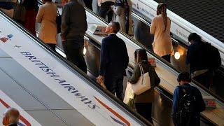 LUFTHANSA AG VNA O.N. British airways e Lufthansa suspendem voos para o Cairo