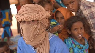 Mauretanien: Not im Flüchtlingslager