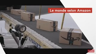 AMAZON.COM INC. Le monde selon Amazon - documentaire
