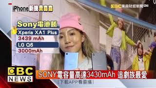 SONY CORP. 中階機配旗艦功能 SONY添指紋辨識