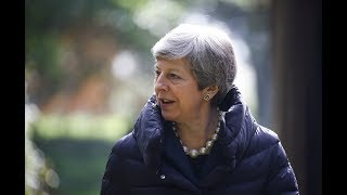 Watch live: UK PM May makes statement on Brexit deal