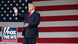 'Salute to America' celebration with President Trump