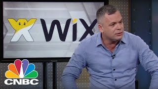 WIX.COM Wix.Com CEO: Rapid Growth | Mad Money | CNBC
