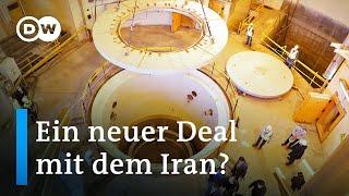 Iran-Atomabkommen: Kommt mit Biden ein neuer Deal? | Auf den Punkt