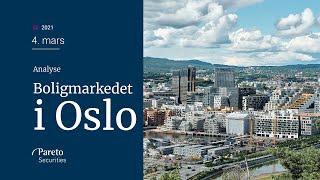 """Boligmarkedet i Oslo: """"Nå er det ekstraordinære tilstander"""""""