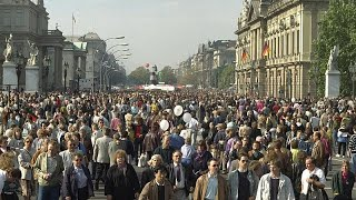 """DAX30 PERF INDEX Allemagne : 30 ans après le """"tournant"""", l'anniversaire de la réunification"""