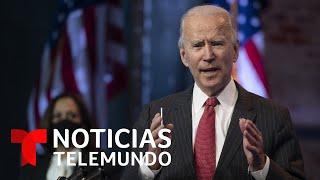¿Qué implica el proceso de transición por parte del equipo de Joe Biden? | Noticias Telemundo