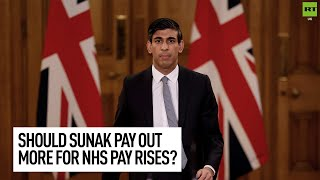 Can the UK really not afford an NHS staff pay rise?