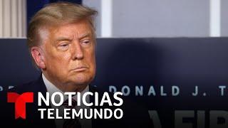 Trump cede e inicia la transición del equipo de Joe Biden | Noticias Telemundo