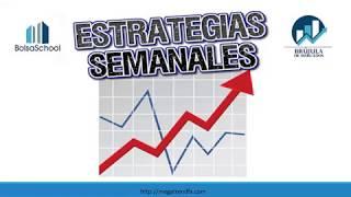 EUR/GBP ESTRATEGIAS SEMANALES - EURUSD, USDJPY, EURGBP, GBPUSD, IBEX35, DAX30, SP500