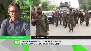 CARREFOUR Christophe Jaffrelot : «Nous sommes au carrefour du temps long et du temps court»