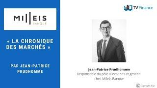 CAC40 INDEX Milleis Banque, Jean-Patrice Prudhomme : « Le CAC 40 est en tête des grands marchés »
