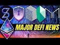 DEFI UPDATES | Ren Protocol, Maker Dao, Kyber Network, Safe Haven, Synthetix | Ethereum 2.0