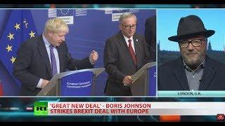 Brexit will turn N Ireland into 'economic powerhouse' – Galloway
